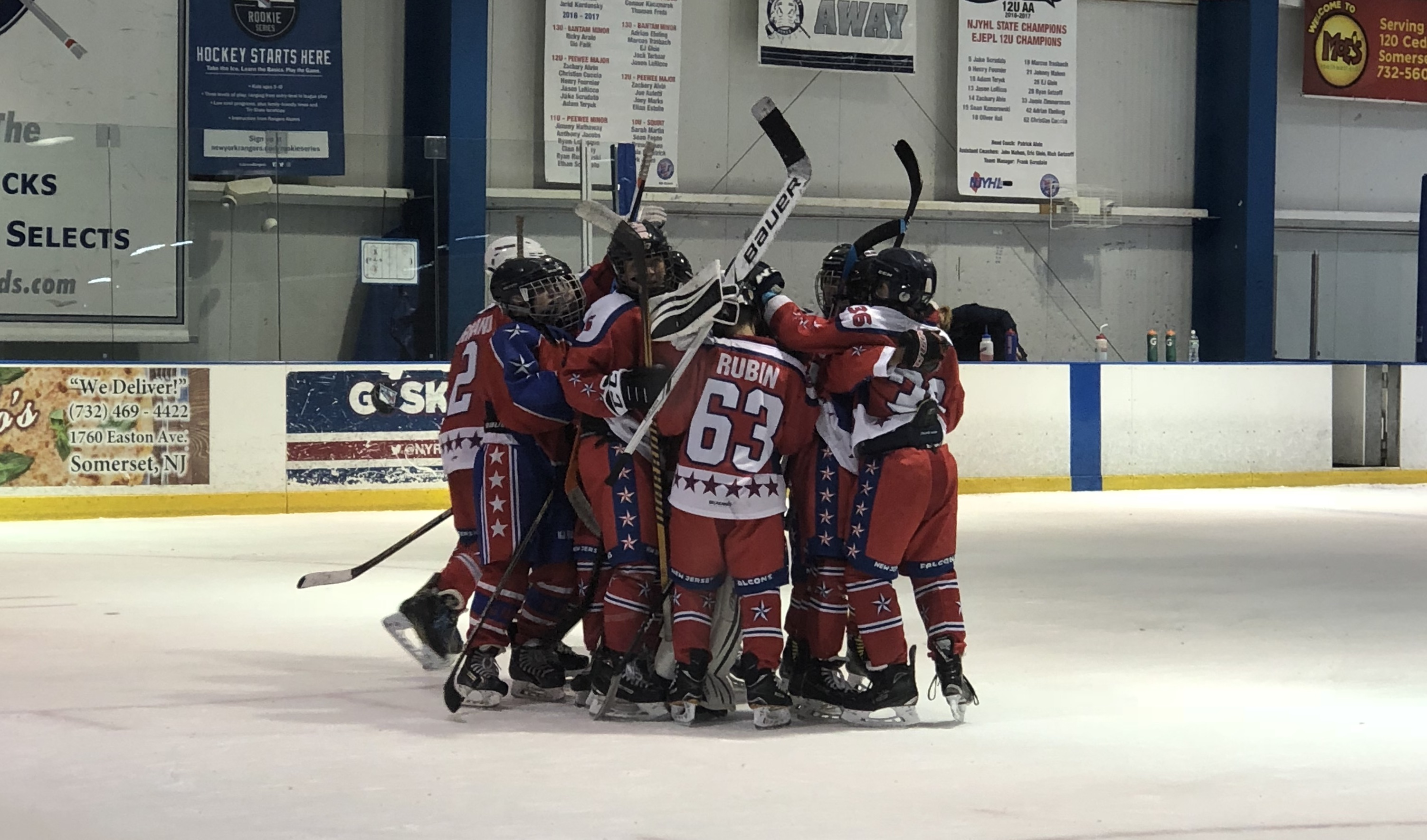 new jersey falcons youth hockey